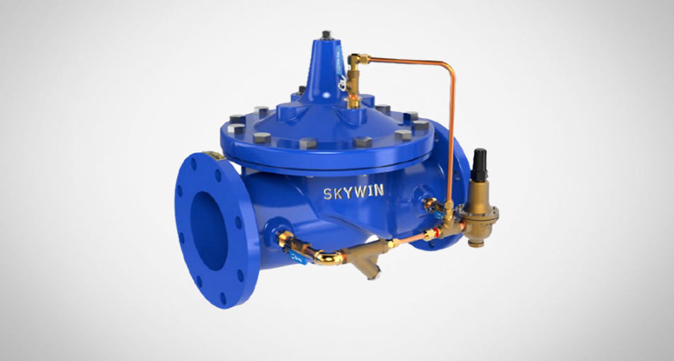 Why We Using Pressure Reducing Valve?