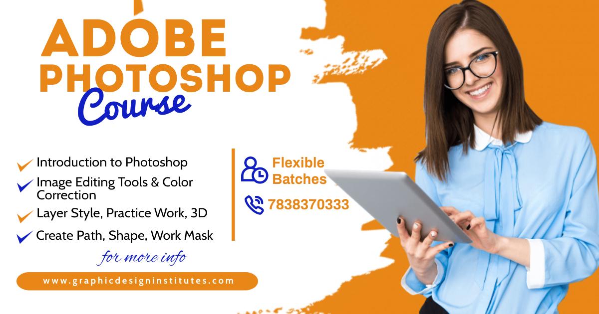 Adobe Photoshop Course in Delhi
