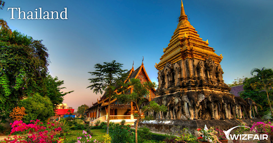 Book Thailand tour Packages