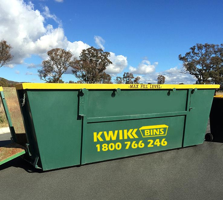 Best Skip Bin Hire Service Provider in Melbourne - Kwik Bins