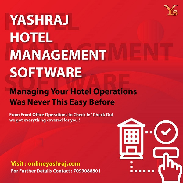 Get the Latest Hotel Management Software in India