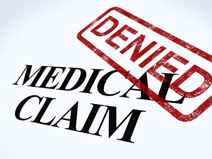 Why Would A Medical Claim Be Denied?