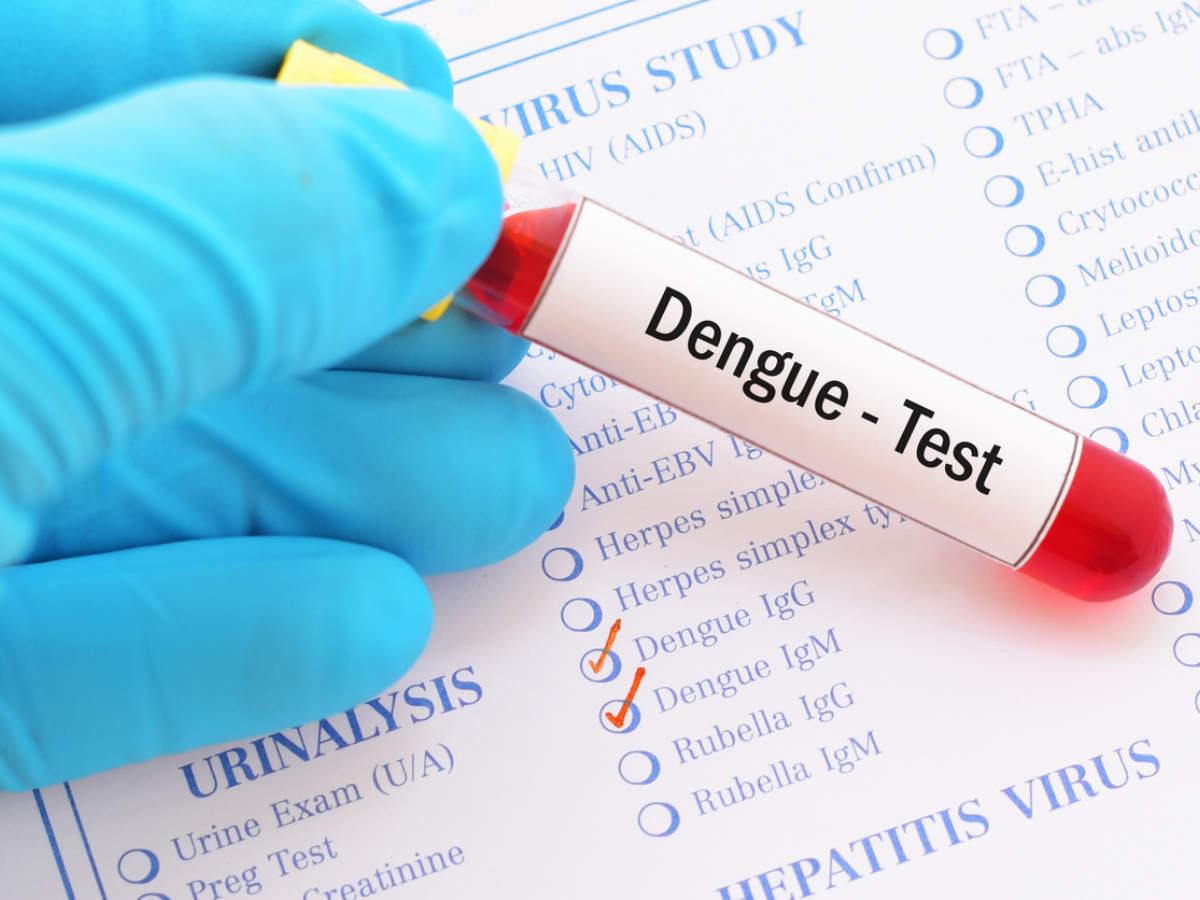 Book Dengue Blood Test at Home | Healthians