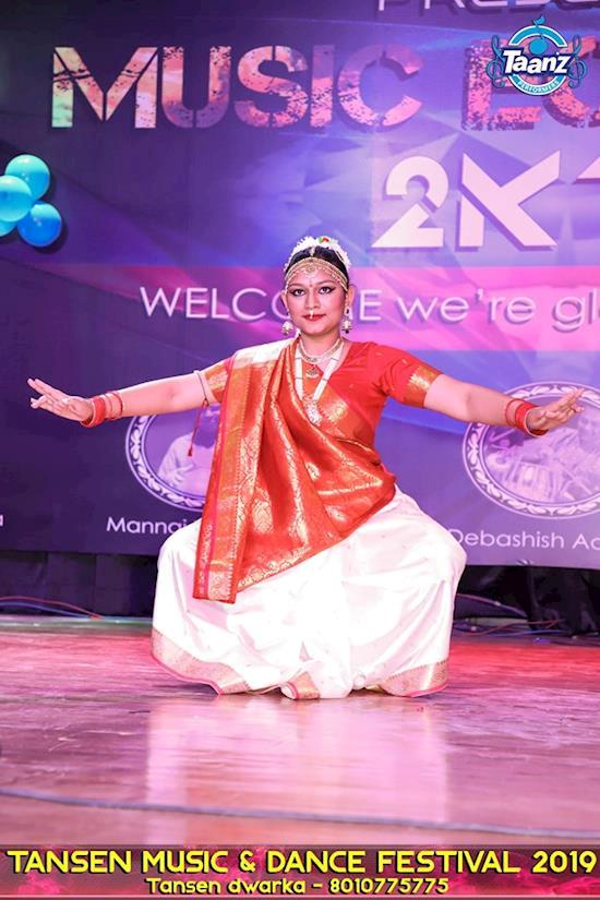Tansen Sangeet Mahavidyalaya 8010775775 Kathak Dance Classes in Dwarka Delhi