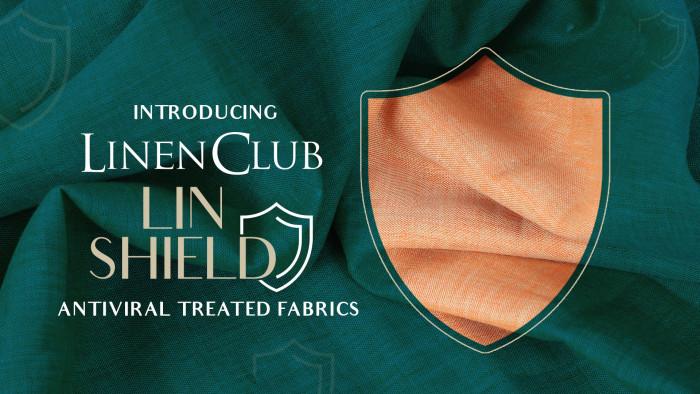 Antiviral Linen Fabric