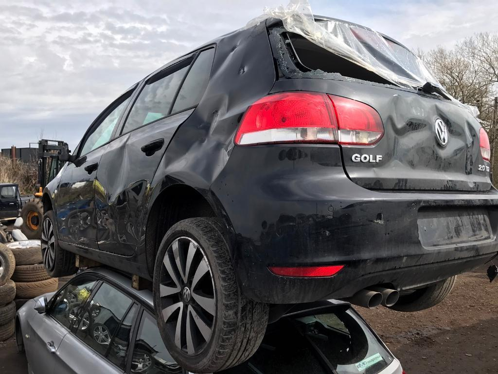 Volkswagen car wreckers in Melbourne