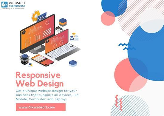 Responsive Web Design – Website Designing & Development