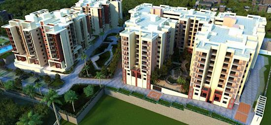 Brigade Symphony Mysore provides luxury apartments