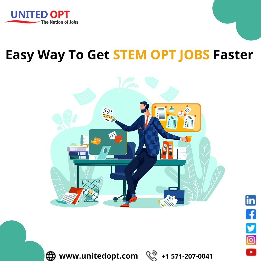 The home of your dream STEM OPT job
