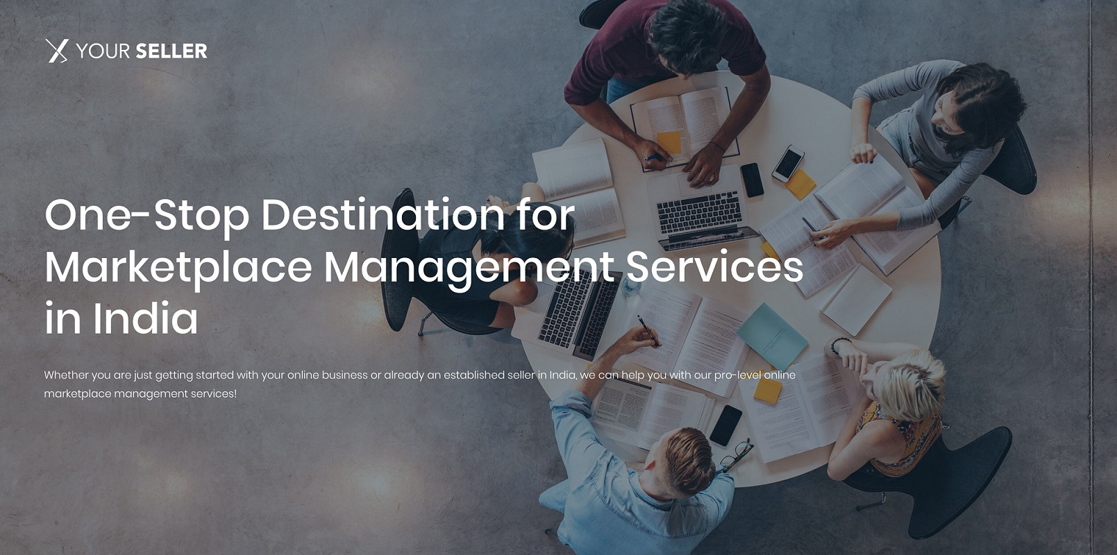 One-Stop Destination for eCommerce Marketplace Management