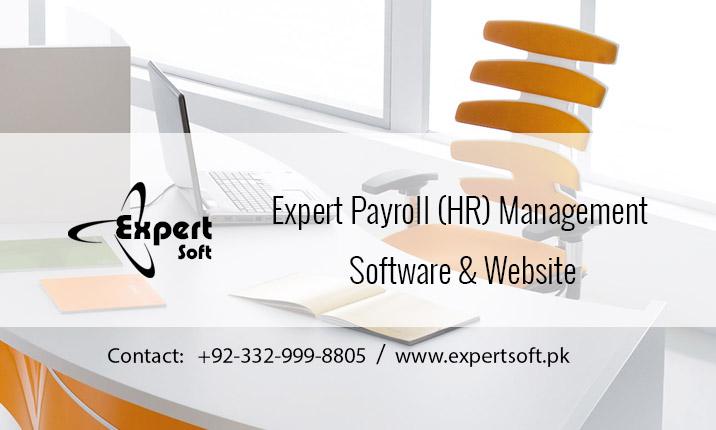 Payroll Management Software   HR Management Website - Expert Soft