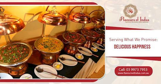 Ensure Favourable Lifetime Memories with Class-apart Indian Wedding Catering Services