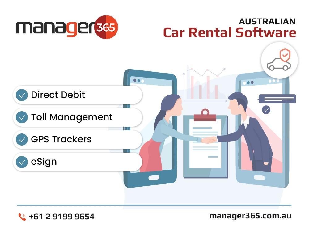 Fleet Management Software & GPS Tracker System for Car Rental Business