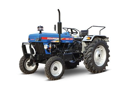 Powertrac Euro 45 Tractor in India - Perfect For Indian Farmers