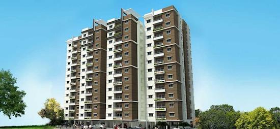 Raheja Vistas providing luxury apartment for sale in Hyderabad
