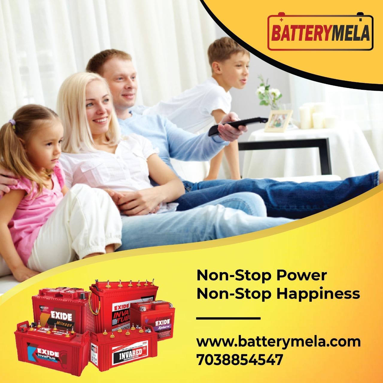 Batterymela   Inverter & UPS in pune