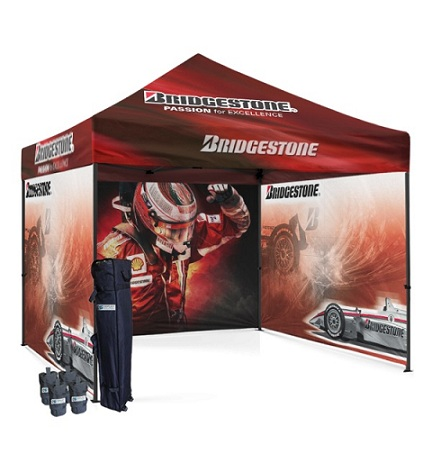 Custom Pop Up Tents | #1 Trusted Supplier - Starline Displays | USA