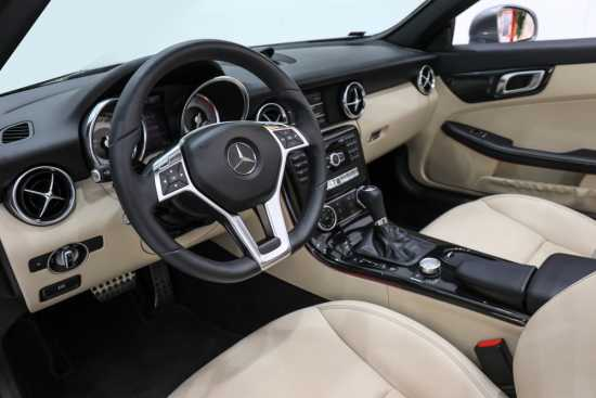 Mercedes benz slk 200 cabriolet - exotic cars