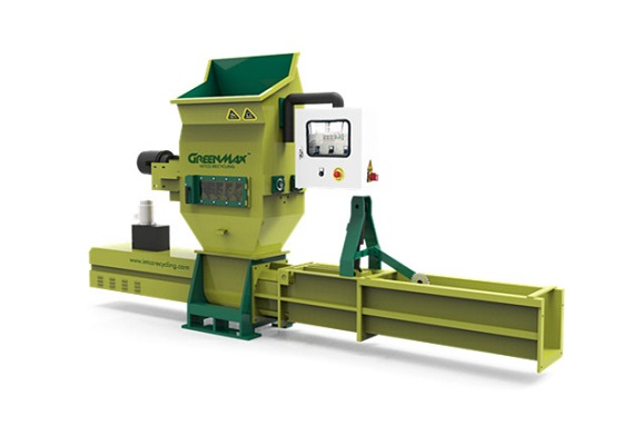 GREENMAX EPS foam compactor APOLO C100  for sale