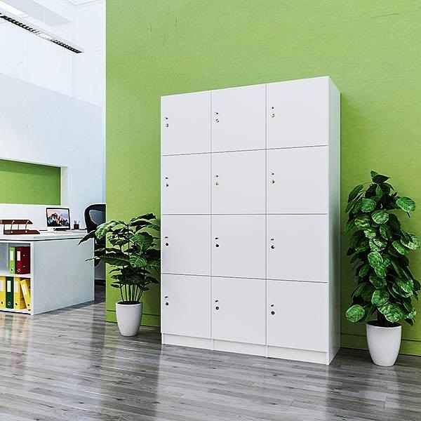 Fitting Furniture Locker Banks: Best Place to Get Lockers for Your Office Staff