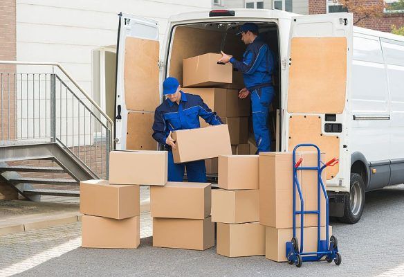 Movers in Downtown Toronto