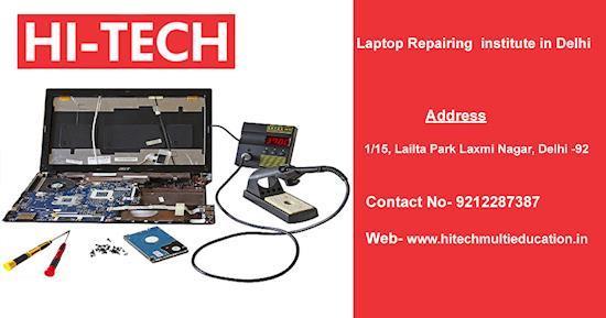 One-stop Destination for Laptop Repairing Course in Laxmi Nagar, Delhi