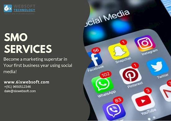 SMO Services – Social Media Optimization
