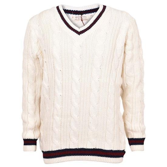 Brave Soul Mens V Neck Pullover Sweatshirt Jumper