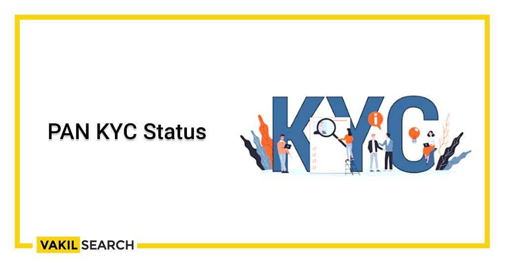 KYC verification status