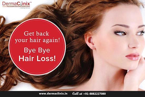 Female Hair Loss Treatment in Delhi