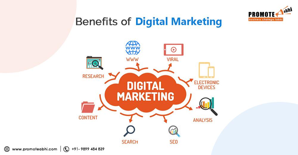 Digital Marketing Company- Digital Marketing Agency Delhi