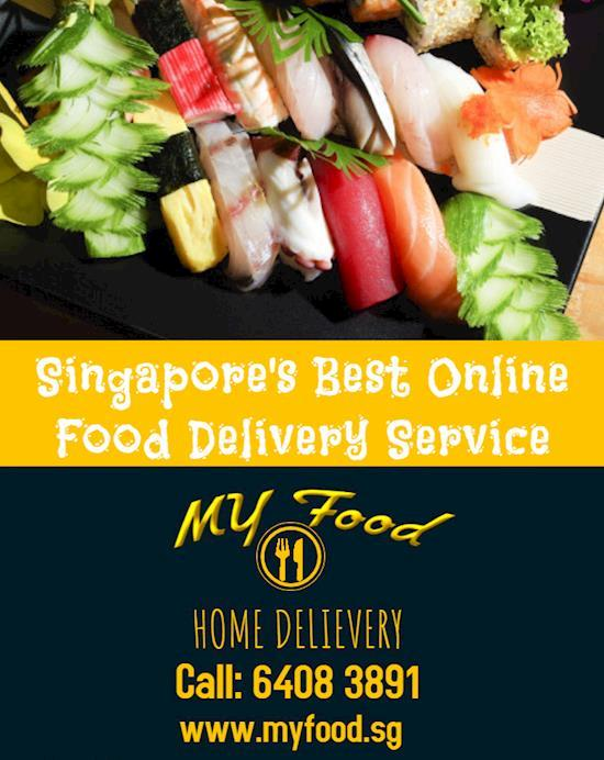 Find the best food delivery app | My Food