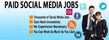 Online Social Media Jobs That Pay $25 - $50 Per Hour. No Experience Required. Work At Home