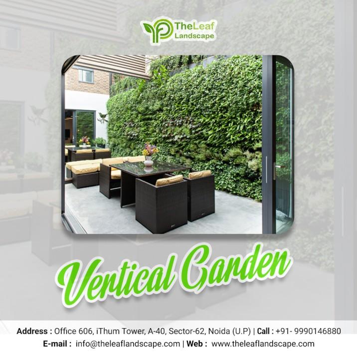 Vertical Garden Service Provider in India