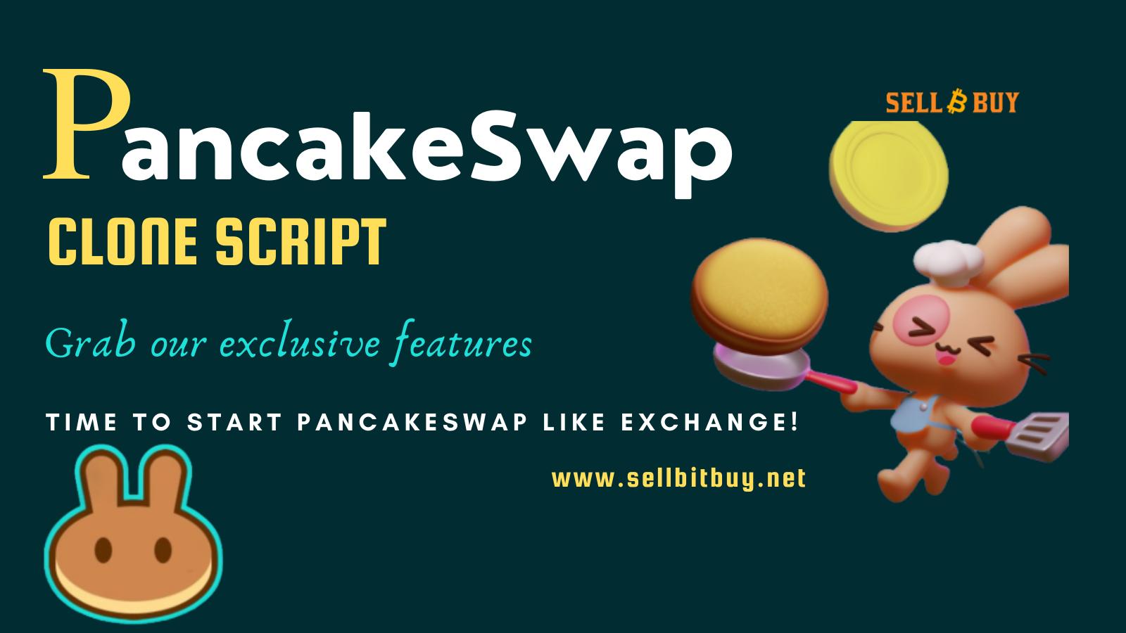 Low Cost pancakeswap clone script | Unstoppable PancakeSwap like DEX development Services On Ethereum Blockchain