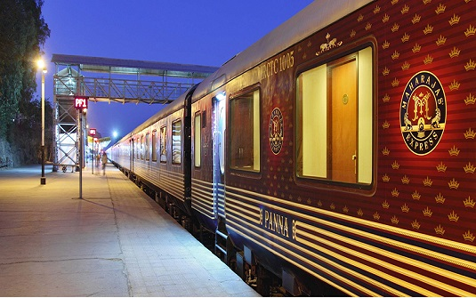Luxury Trains In India | Book  Luxury Train Tours in India