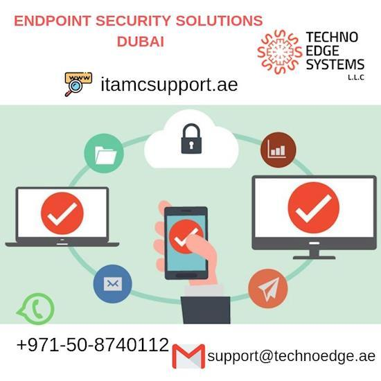 Best Endpoint Security Solutions in Dubai