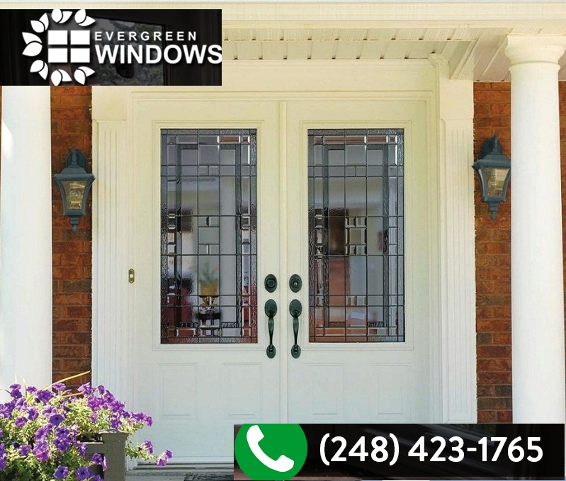 Affordable Costs Entry Doors in Michigan by Windows Expert