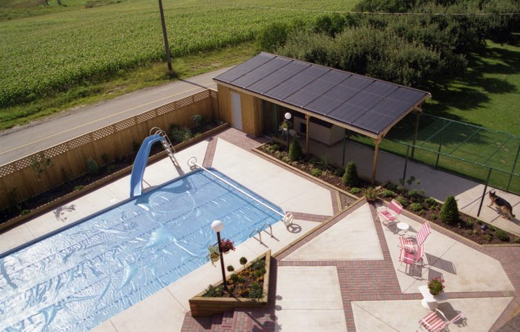 Get High-Quality Solar Pool Heating System in Melbourne