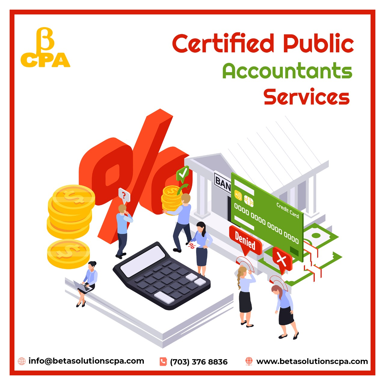 CPA Services in Tysons | Best Tax Accountant in Herndon