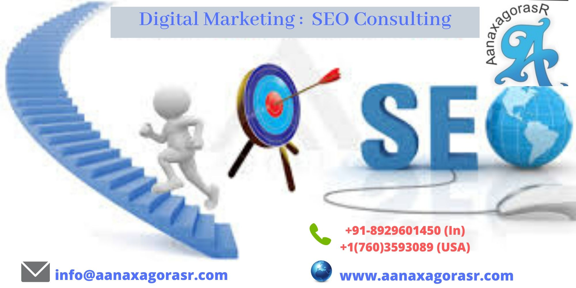 Find the Online Seo Consultants in  Noida