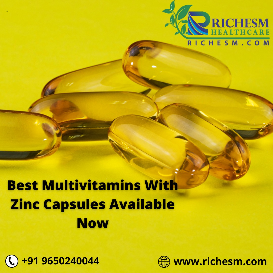 Best Multivitamin Tablets in India 2021 With Best Results