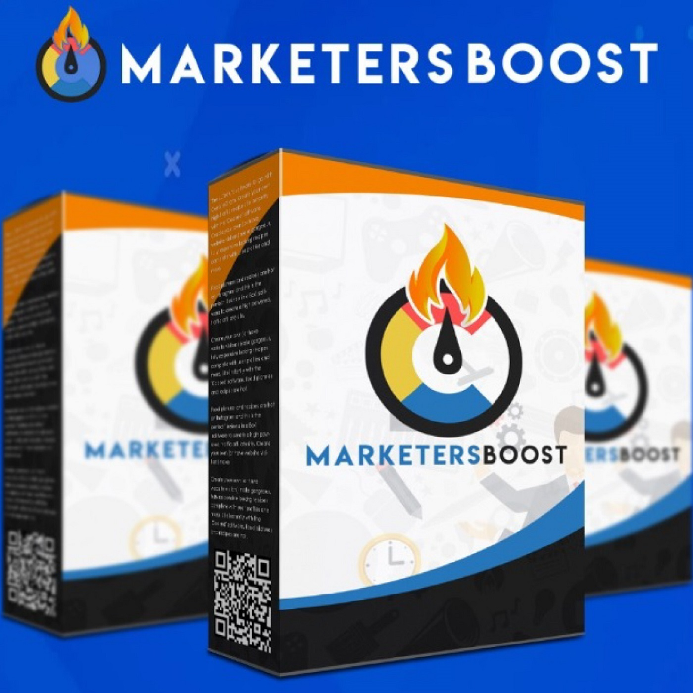 Marketers Boost