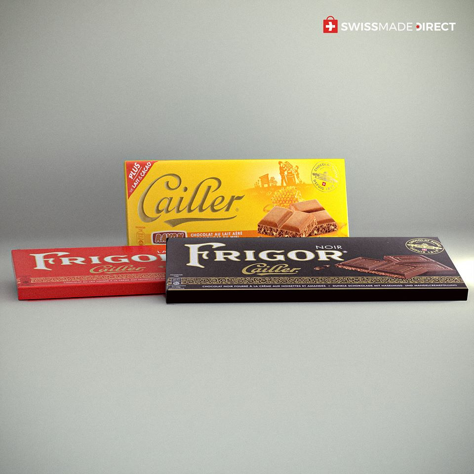 Buy the best Swiss chocolates online right from your home