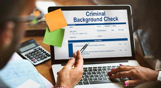Criminal Record Check - EmployeePast
