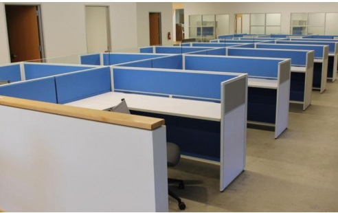 Buy Used Cubicles To Update Work Station System