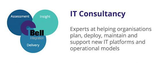 IT Consultancy Services From Bell Integration