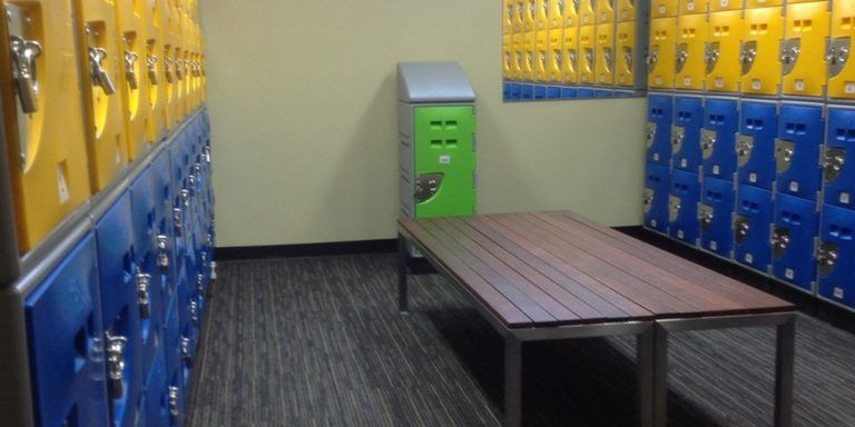 Make Your Office Clutter-Free with Our Staff Lockers