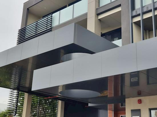 Metal Cladding in Melbourne