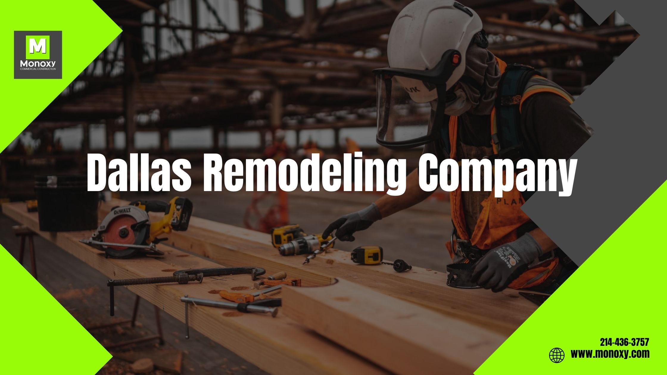 Trustworthy Dallas Remodeling Company